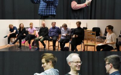 Performative Well-Being & (Inter)acting with the Inner Partner Courses – Autumn 2019